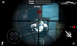 Modern Combat 2 Android 01