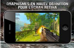 Modern Combat 2 iPhone 01