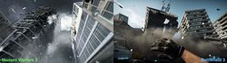 Modern Warfare 3 vs battlefield 3