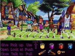 Monkey Island 2 iPad 04