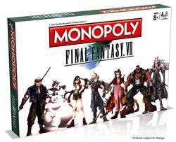 Monopoly FFVII