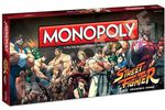 Monopoly Street Fighter