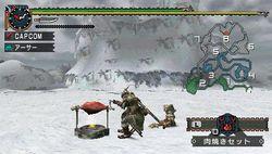 Monster Hunter Freedom 2G   Image 1