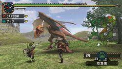 Monster Hunter Freedom 2G   Image 4