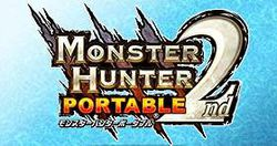 Monster Hunter Portable 2nd   Logo