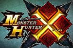 Monster Hunter X - logo