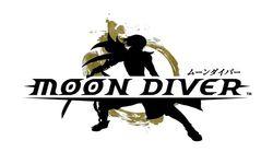 Moon Diver - logo