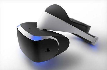 morpheus réalité virtuelle PS4