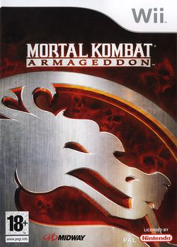 Mortal kombat armageddon packshot