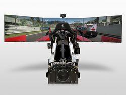 Motion Pro II simulateur auto 2