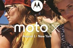 Moto X 1er aout