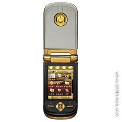 Motorola A1600 Gold 5
