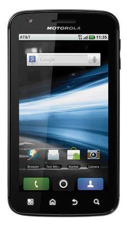 Motorola Atrix 4G 01