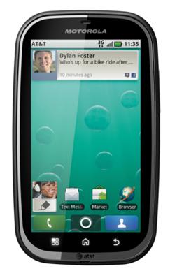 Motorola BRAVO avant