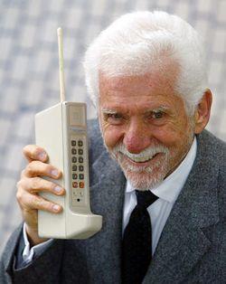 Motorola Dynatac premier mobile
