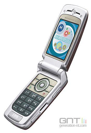 Motorola e895 linux