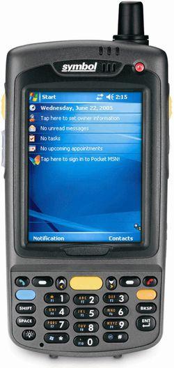 Motorola eda mc70