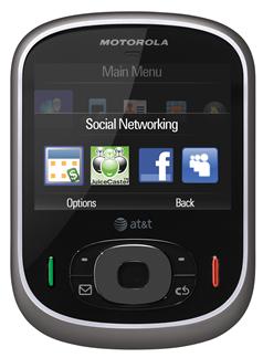 Motorola Karma 1