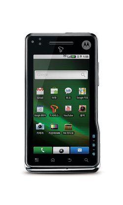 Motorola Motoroi Android 01