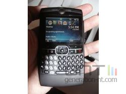 Motorola q gsm small