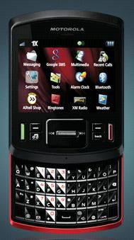 Motorola Q30 1