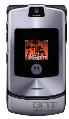Motorola razr new