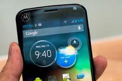 Motorola smartphone logo