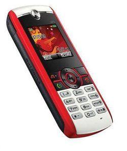 Motorola W231 rouge