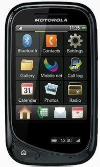 Motorola Wilder 1