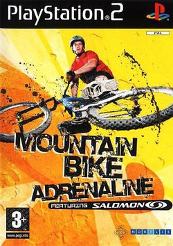 Mountain bike adrenaline featuring salomon 7