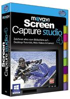 Movavi Screen Capture : capturez votre écran à 60 images par seconde !