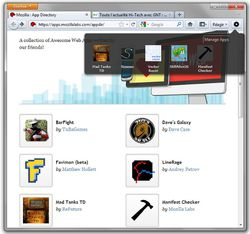 Mozilla-Web-apps