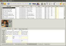 MP3 Diags screen2