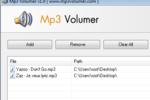 Mp3 Volumer : augmenter le volume de ses fichiers audio
