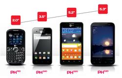 Mpman mobile smartphone