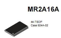 MR2A16A Freescale MRAM