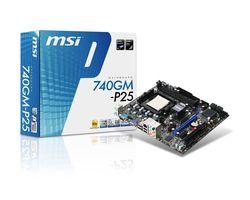 MSI 740GM-P25