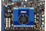 MSI E350IA-E45 dessus