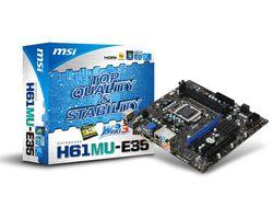 MSI H61MU-E35