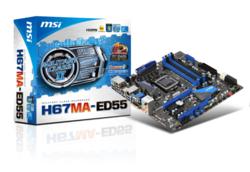 MSI H67MA-ED55