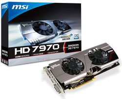 MSI HD 7970 Boost Edition