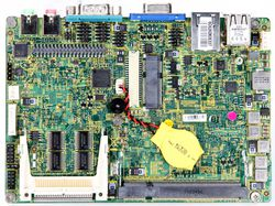 MSI I3-945GSE-D dessus