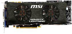 msi n260gtx lightning