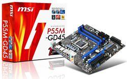 MSI P55M-GD45 3