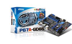 MSI P67A-GD65