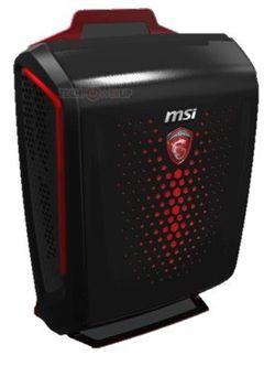 MSI PC sac à dos