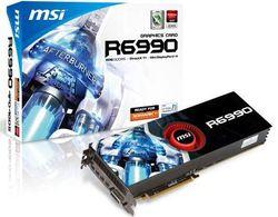 MSI Radeon HD 6990 1