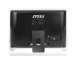 MSI Wind Top AE2210 arrière