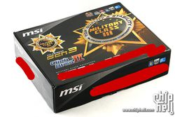 MSI X79A-GD65 8D boîte