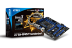 MSI Z77A-GD45 Thunderbolt